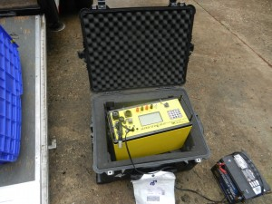 Soil Resistivity Meter SuperSting R8